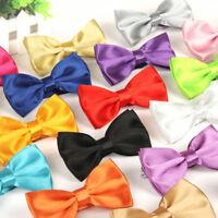 Mens Vogue Classic Novelty Gentlemen Adjustable Tuxedo Wedding Bow Tie Necktie