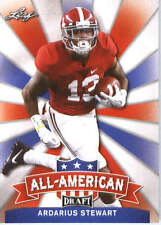 2017 Leaf Draft Football All-American #AA-01 ArDarius Stewart