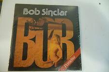 BOB SINCLAR CD PROMO POCHETTE CARTONNEE NEUF EMBALLE. PARADISE. SEXY NUDE COVER.