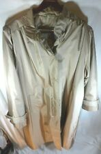 abdee6a3d7 Women s Windsor Bay Shiny Pewter Lined Trench Coat