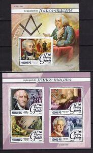 Marc Twain / Winston Churchill / Washington  - Briefmarken Timbres MNH** M109