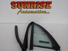 1992-1995 BUICK LESABRE REAR DRIVER DOOR WINDOW VENT GLASS GM 25606777