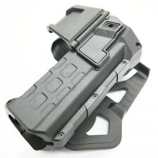 Airsoft Army Force Hard Case Movable Holster for Toyko Marui / WE 1911 GBB Black