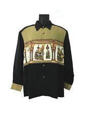 Men's Fashion Shirt in Ancient Greek Designs