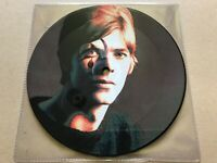 "david bowie that's a promise / over the garden wall 7"" vinyl picture disc ltd"