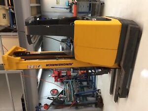 Fork lift, used.  Jungheinrich ETV114 48V