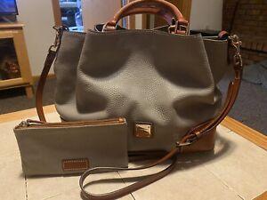 Dooney & Bourke Handbag Purse w/ Matching Wallet