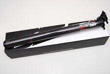Tija FSA SLK Itc SB0/15mm L400mm Logo Red / Tija FSA Sl-K Itc SB0/15