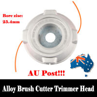 AU Post Universal Trimmer head Line Alloy Lawn Mower Brush Cutter Replacement