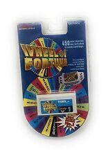 NIP Wheel of Fortune WOF Tiger Electronics LCD Game Cartridge #1