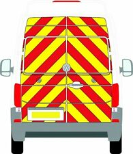 Volkswagen Crafter H3 Chevrons Super High Roof 2017 - Present (Full/Prismatic)