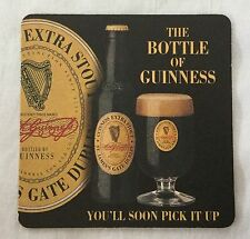 Guinness Extra Stout Coaster Beer Drip Mat