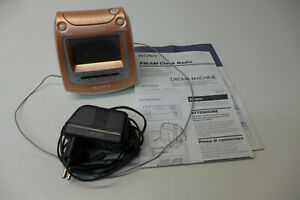 Radiowecker Sony Dream Machine ICF  C 630 sauber, schön