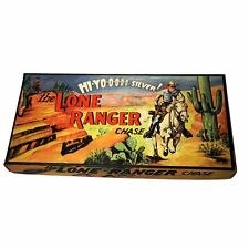 Retro Style The Lone Ranger Family Board Game