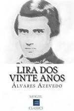 Lira Dos Vinte Anos by Álvares Azevedo (2015, Paperback)