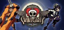 Skullgirls incl. 4 DLC-Steam key-code-descarga-Digital - PC, Mac & Linux