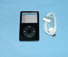 Apple iPod Classic 5th Generation 30GB Black A1136 (MA446FB) WORKING (A647)