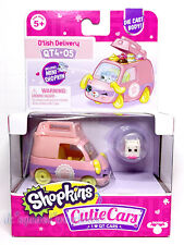 Shopkins Cutie Cars QT4-05 D'lish Delivery Series 4 New