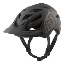 Troy Lee Designs bicicleta de montaña CASCO A1 Mips ; Clásico Negro MD / L