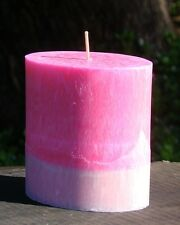 80hr PEONY & FERN LEAF Triple Scented OVAL Candle FREE SHIPPING MOTHERS DAY GIFT