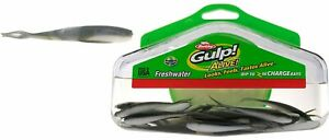 Berkley Gulp Alive Jerk Shad Minnow - Choose Size and Color - NEW!