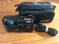 Ricoh Shotmaster Zoom Super Camera with Ricoh carry case - excellent condition