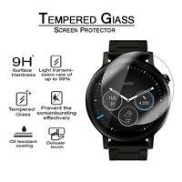 100% ORIGINAL 9h Protector de pantalla Cristal Templado Lámina para Smart Reloj
