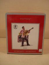NEW American Greetings Heirloom 2011 Ornament ELVIS PRESLEY Sound Hound Dog