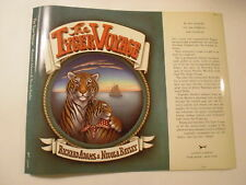 Tyger Voyage, Richard Adams & Nicola Bayley, Dust Jacket Only