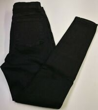 Michelle Keegan Womens Ripped Jeans, Size 12, Black, Cotton Blend, New With Tags