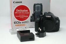 Canon EOS 600D 18.0 MP Digital SLR Camera - Black (Body Only)