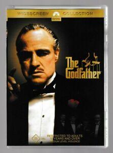 The Godfather - DVD / Widescreen / Region 4 / Marlon Brando