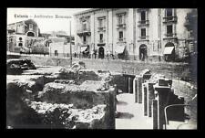 CATANIA anfiteatro romano