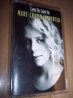 1992 Mary Chapin Carpenter Come On Come On Cassette