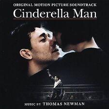 1 CENT CD Cinderella Man SOUNDTRACK thomas newman
