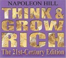 Think and Grow Rich by Napoleon Hill (2006, 9 CD Set, Revised, Unabridged) NEW