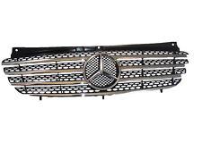 Genuine Mercedes 639 Vito/Viano Chrome Front Grille