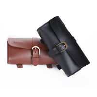 Bike PU Vintage Bag Bicycle Saddle Back Seat Tail Pouch Bags Cycling Equipment