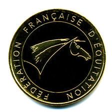 41 LAMOTTE-BEUVRON Fédération Française d'Equitation, 2016, Monnaie de Paris