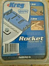 Kreg RKTBIT Rocket   gabarit avec foret Trou Menuiserie