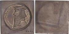 BRD außerordentlich seltene 5 DM Probe 1969 Mercator in 4 Teilen prfr.
