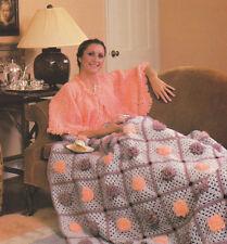 Crochet Pattern ~ A COZY CORNER AFGHAN ~ Instructions