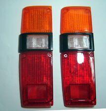 1 Pair Rear Lamp Tail Light LENS fits Toyota Hilux RN30 RN40 LN30 41 42  Pickup