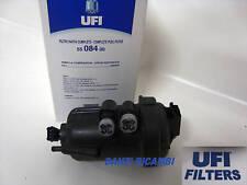 FILTRO GASOLIO COMPLETO UFI FIAT PUNTO 1.3 JTD MULTIJET MJTD 55.084.00 5508400