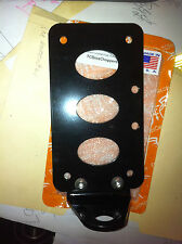 NEW SIDE MOUNT LICENSE PLATE BRACKET 4 HARLEY 4 HORIZONTAL OR VERTICAL MOUNTING