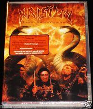 Krisiun: Live Armageddon DVD 2005 Concert Bonus Videos Century Media 8115-9 NEW