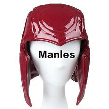 UK MAGNETO RED HELMET ADULT KIDS MASK HALLOWEEN FANCY DRESS UP COSTUME COSPLAY .