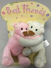 Best Friends Bears Cuddling Bears