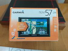 Garmin nuvi 57lm sat nav UK and ROI mapping