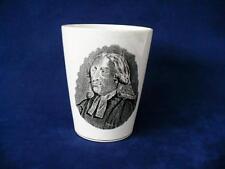 Holmfirth Wesleyan Circuit Centenary Beaker - John Wesley Portrait  - Adams Ware